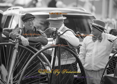 St Patricks Day Bikes