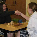 On Campus: Chess