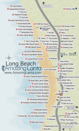 Long Beach Map