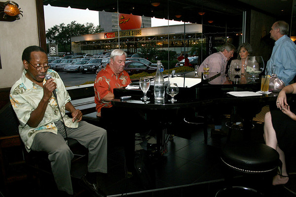 20070913 Truluck's with Ken Ward & Horace Grigsby