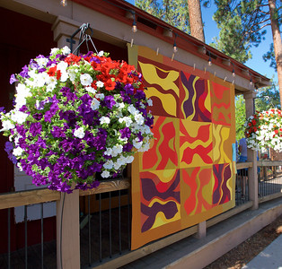 Sisters Outdoor Quilt Show Saturday 2019