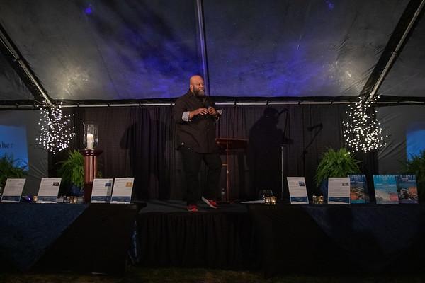 Mark Christopher Lawrence - Comedian