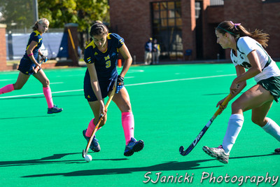 Michigan Field Hockey Vs Michigan State 10-12-12