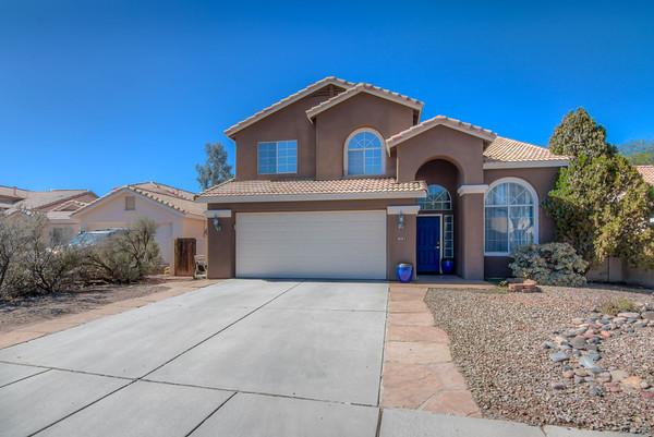 For Sale 8321 N. Solitude Way, Tucson, AZ 85743