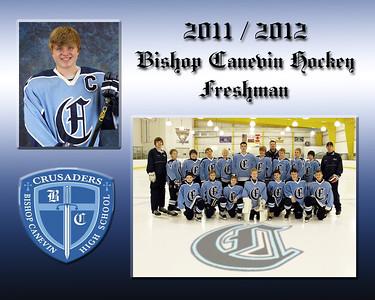 2011-2012 Bishop Canevin Hockey
