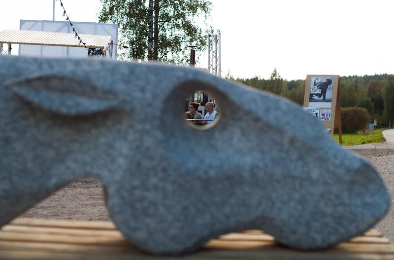 Photo: Eero Saarela  Perjantai 5.9.2014