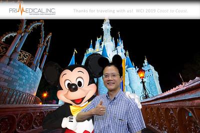 PriMedical Orlando Green screen Photo Booth