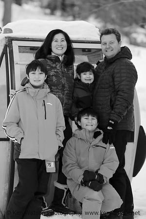 2018-12-08 Orbon Family Photo Shoot