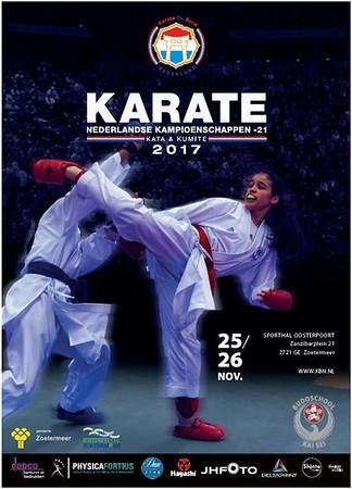 NK Karate Jeugd 2017