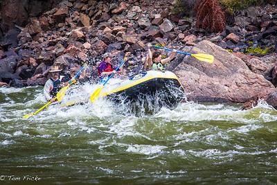 2013 River Rafting