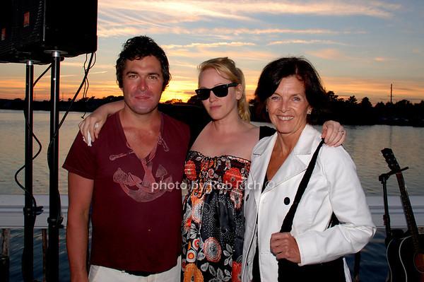 Daron Murphy, Laura Dawn and Beth Murphy