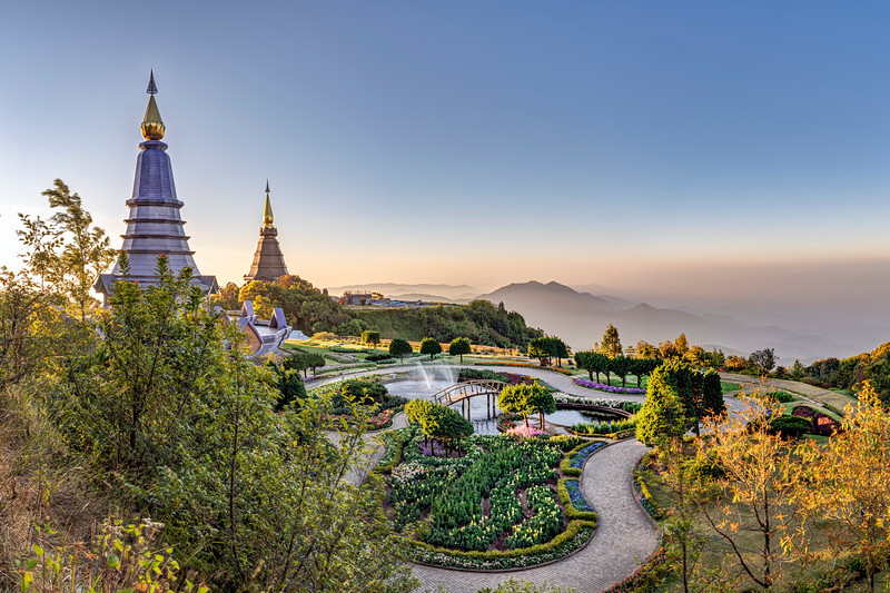 Doi Inthanon Sunrise