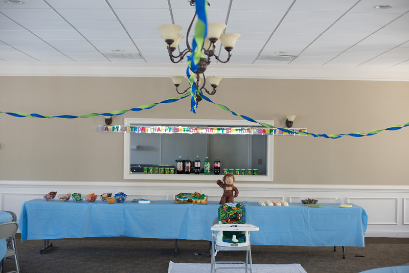 First Birthday Party at Monroe Church of Christ