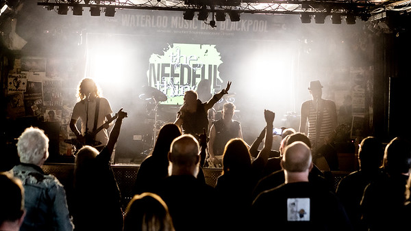 Rockmantic Saturday - The Waterloo Music Bar