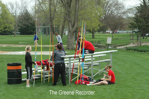 Sara Mouw at Conference track