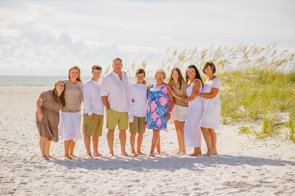 Bon Aire Resort St Pete Beach Family Photos