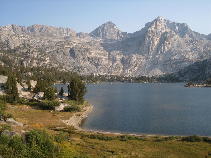 Sierras, California