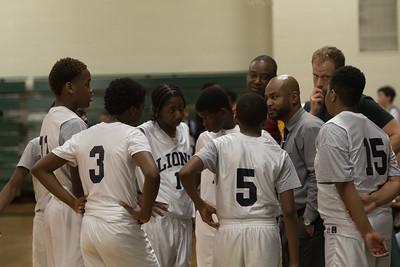 AJCES Basketball v Lourdes