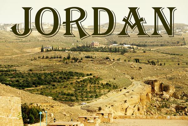 SANCTUARY OF MOSES, MOUNT NEBO, JORDAN