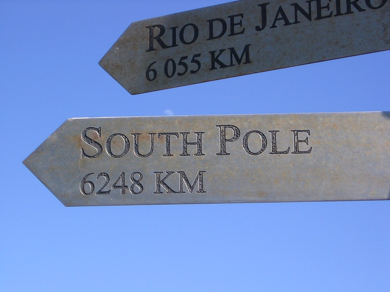 polar explorers south pole