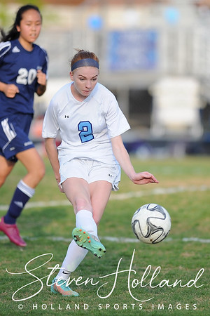 Girls Soccer - JV: Stone Bridge vs Thomas Jefferson 5.7.2015 (by Steven Holland)
