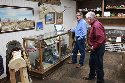 Artifacts, paintings, photos, and more...