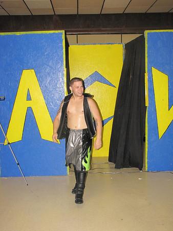 """The Heat"" Kris Pyro vs. ACW Security (Shay & Chris)"