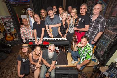 June 3rd, 2016 Surprise Retirement Pary Concert for Jim Wurster at Luna Star Cafe
