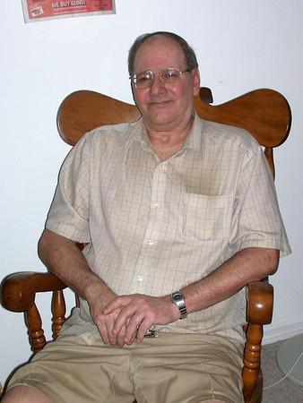 Eugene Mrozowski (Mroz)  May 5th, 2012  -  USNMCB-3