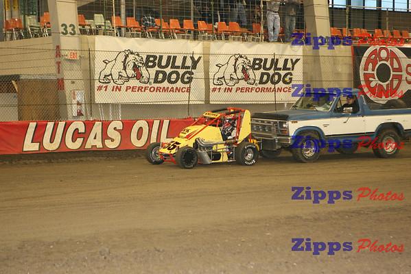 Chili Bowl 1-15-2010 Racing