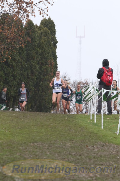 Women at 3000m - 2018 NCAA D2 XC National Championships