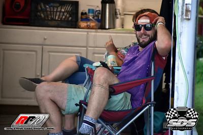 Grandview Speedway - 7/27/19 - Steve Sabo