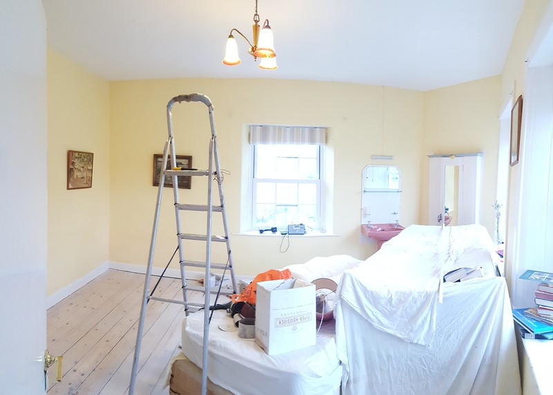Back bedroom works 2017