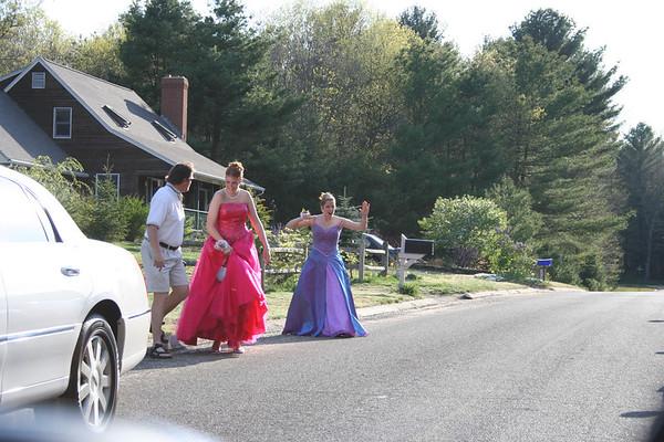 Alex's Prom Kick Off!
