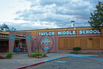 School Tour - Fall 2019 - Taylor Middle School