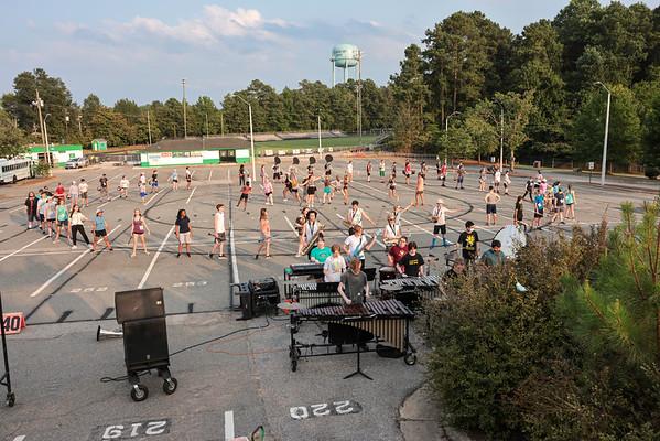 2021-07-22 Band Camp