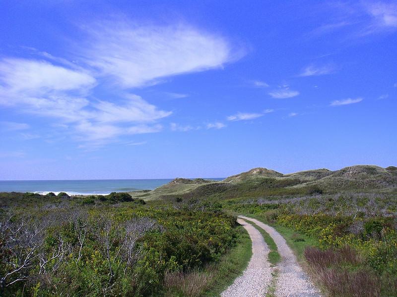 Squibnocket Dunes