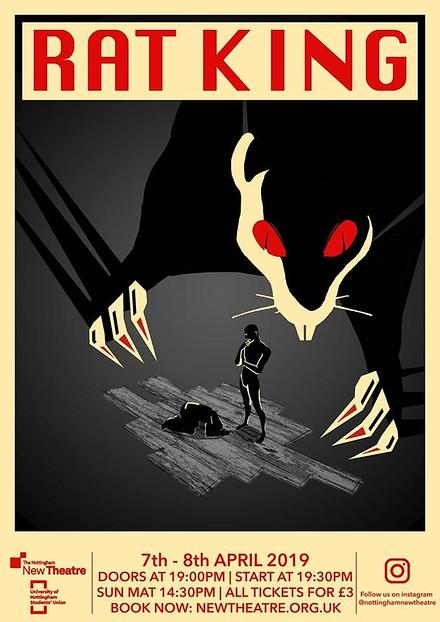 Rat King poster