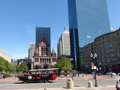 Boston Duck Boat Ride - Pre Tour