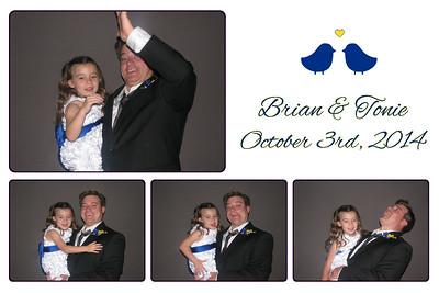 10-3 Brian & Tonie