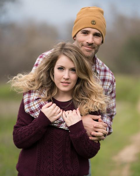Mallory and Josh