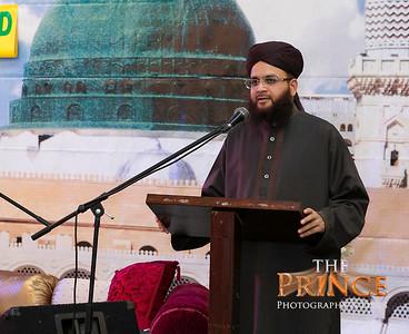Owais Raza Qadri at Madina Masjid