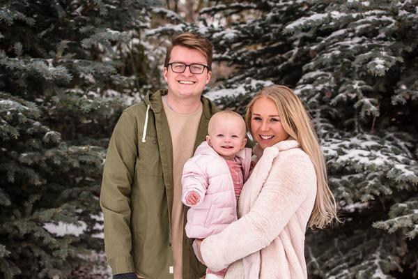 Melissa Beckett Family