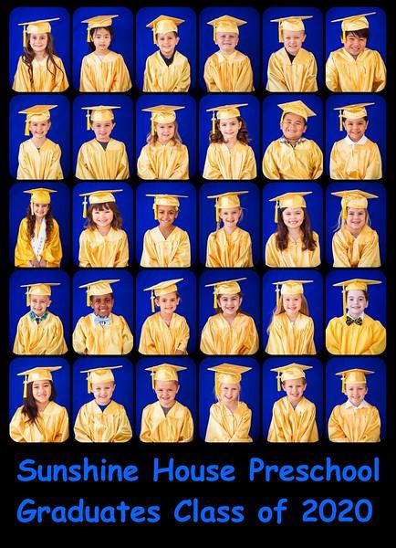 Preschool Grads 2020