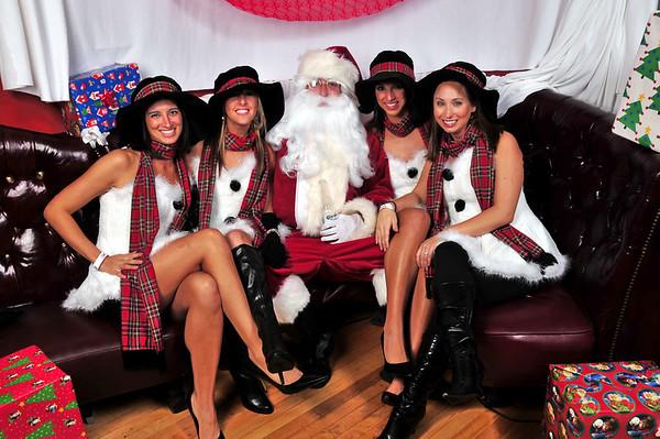 Ryan Wilson's Elf Party 2008