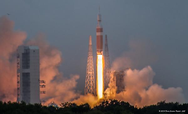 Orion Exploration Flight Test 1 (EFT-1)