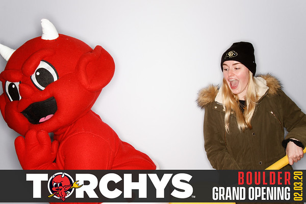 TORCHY'S TACOS Boulder Grand Opening   02.03.20