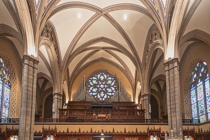 St. Ita Church Interior