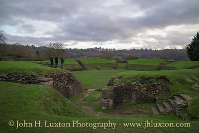 Caerleon Roman Amphitheatre