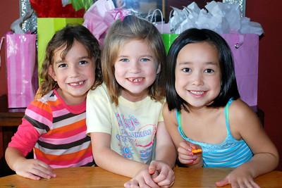 2011-09-17 Faith's 6th Birthday Party